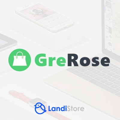 GreRose - яркий и продуманный шаблон Opencart