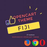 Fiji -многомодульный адаптивный шаблон   v2.2