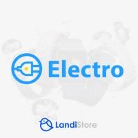 Electro - адаптивный шаблон интернет магазина электроники