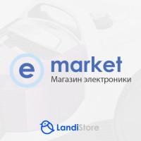 eMarket - адаптивный и универсальный шаблон