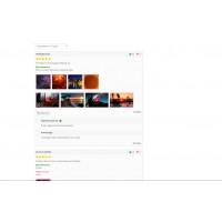 Отзывы с фото и видео Opencart Ex-reviews v 3.4
