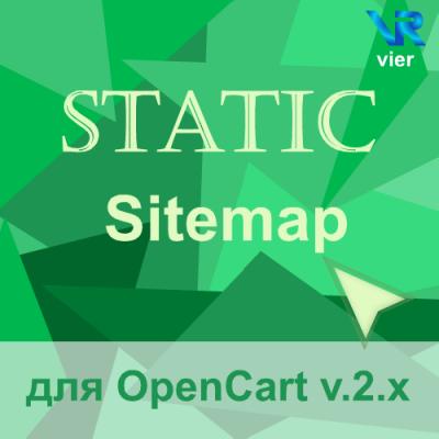 Static Sitemap