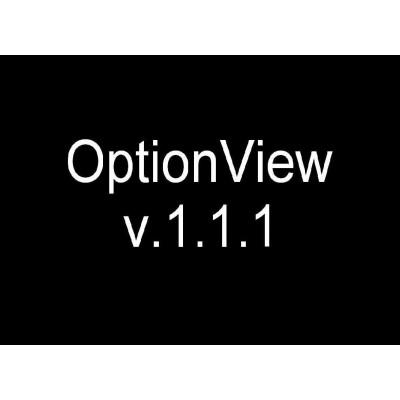 OptionView v.1.1.1