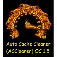 Auto Cache Cleaner (ACCleaner) OC 1.5