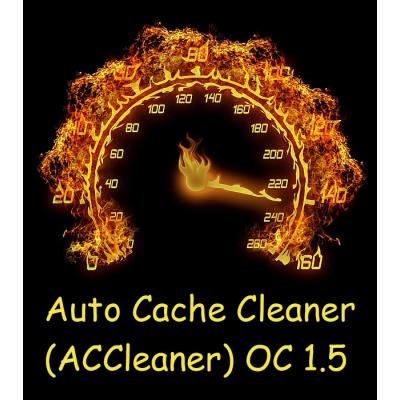 Auto Cache Cleaner (ACCleaner) OC 1.5