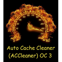 Auto Cache Cleaner (ACCleaner) OC 3
