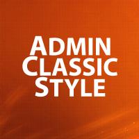 Admin Classic Style - классический вид фильтров и меню в Opencart 3х 1.20