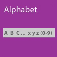 Навигация по алфавиту производителей 2.3.х