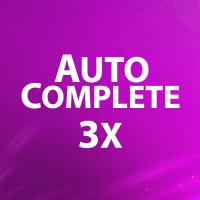 Autocomplete 3x - улучшенное автозаполнение в админке 1.20