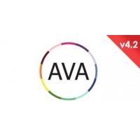 AVA STORE - универсальный, адаптивный шаблон v4.2