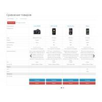 Compare Improve 2.0 - улучшенное сравнение товаров с категориями
