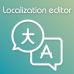 Localization editor - редактор языковых файлов, перевод Яндекс и Google