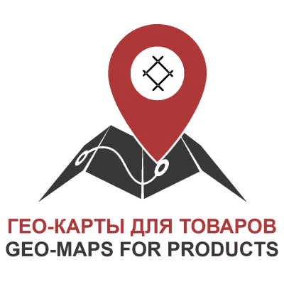 Гео-карты для товаров / Geo-maps for products (yandex, google, mapbox)