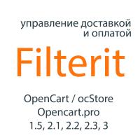 Filterit - управление доставкой и оплатой 2.3.5