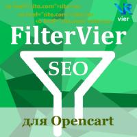 Фильтр товаров - FilterVier_SEO_v.2.2.x (OpenCart 2.0.x->2.2.x)