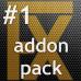 FX AddOn Pack #1 = Редирект-менеджер + Категория/Бренд+<noindex> 2.6
