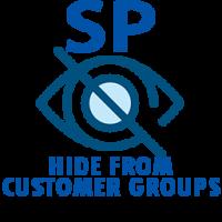 Скрытие категорий от групп покупателей Hide Categories From Customer Groups 2.1-2.3.x 1.0.1