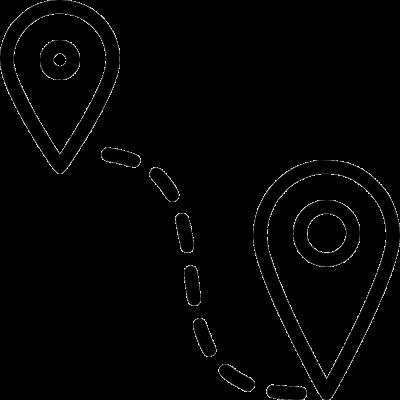 Доставка в зависимости от расстояния (по километражу)