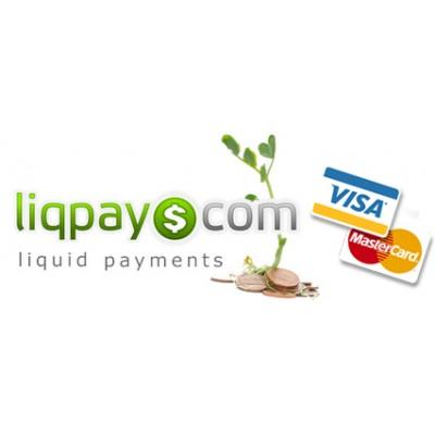 Комиссия для LiqPay при оформлении заказа OpenCart 2.x.x 1.001