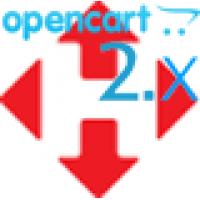 Модуль Новой Почты для Opencart 2.X v1.0