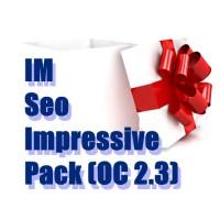 IMSeoImpressivePack (OC 2.3) - Пакет сео инструментов