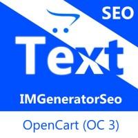 IMGeneratorSeo (OC 3) - Генератор сео текстов и описаний продуктов (синонимайз)