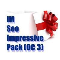 IMSeoImpressivePack (OC 3) - Пакет сео инструментов