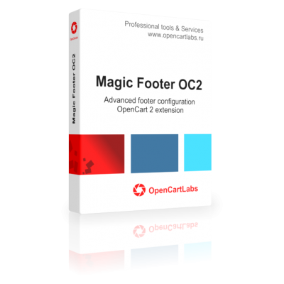 Magic Footer OC2