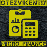 Микрофинансы - тонкая настройка цен + отчёты