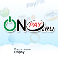 Модуль системы оплаты Onpay расширенный