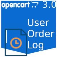 Order Log (логирование менеджеров заказов)