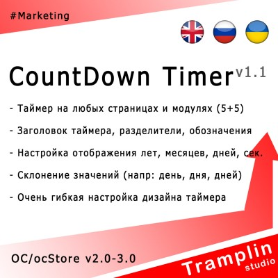 TS CountDown Timer v1.1