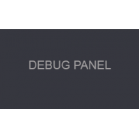 Дебаг панель v2.2