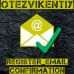 Подтверждение email клиента Opencart