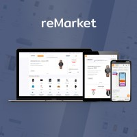 ReMarket - адаптивный универсальный шаблон (v 1.0.1)