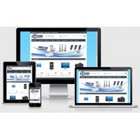 Шаблон магазина по продаже оборудования B2B v2 - Opencart 2.x