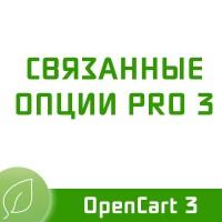 Связанные опции PRO 3 3.3.0.6