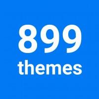 899themes - установка авторами шаблона