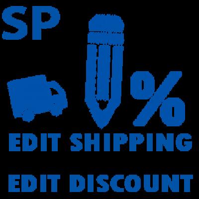 SP Изменить стоимость доставки + ручная скидка | Edit Shipping Cost and Manual Discount 2x-3x 1.0.0