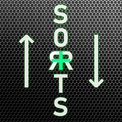 """↑↓ SORTS + : Настройка сортировок, скрытие """"не в наличии"""" (или в конец списка) v2.2+5.0"""