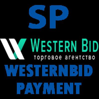 Оплата через Western Bid 2.x