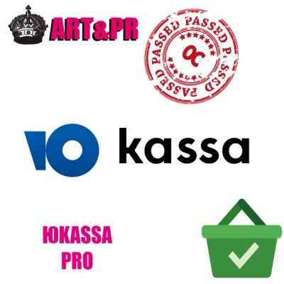 ЮKASSA PRO (Расширенный протокол)