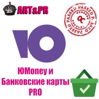 ЮMoney и Банковские карты PRO (для физических лиц)