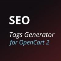 Автоматическое заполнение title и description на OpenCart 2 - модуль SEO Tags Generator